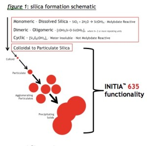 Silica Formation Graphic